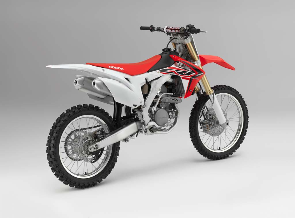 2016 honda crf motocross bikes announced news. Black Bedroom Furniture Sets. Home Design Ideas