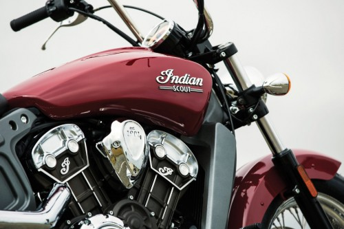 2061 Indian Scout