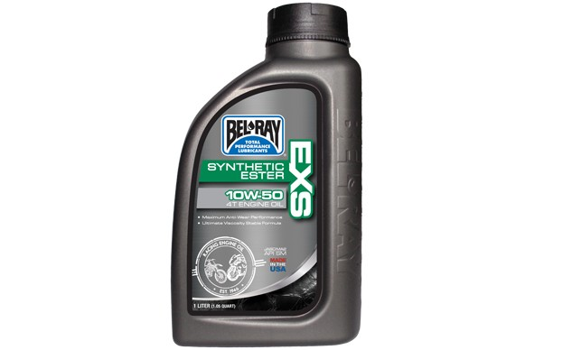 Bel-Ray EXS Synthetic Ester 4T Engine Oil copy