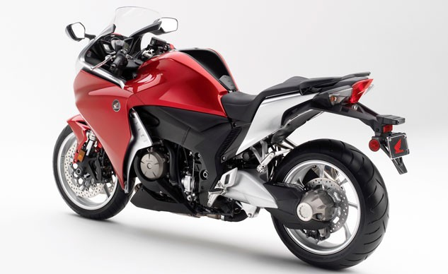 2010 2013 honda vfr1200f recalled for driveshaft issue. Black Bedroom Furniture Sets. Home Design Ideas