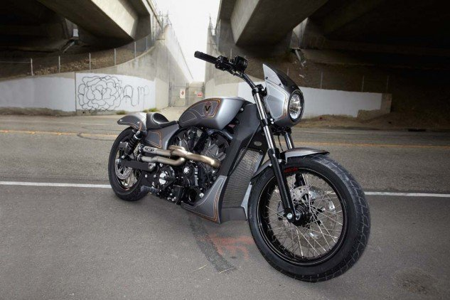 Victory Combustion Prototype
