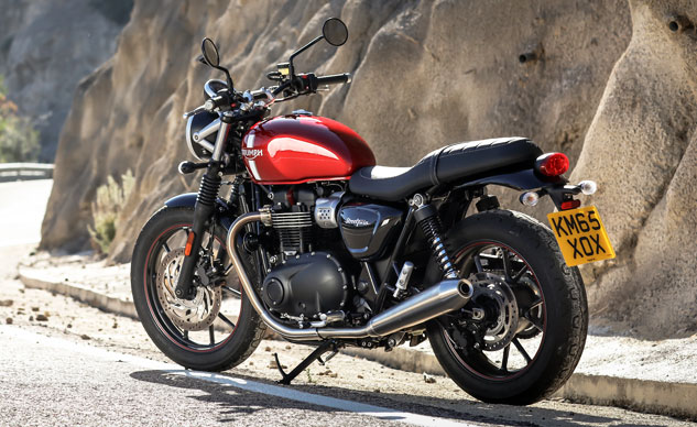Triumph Bonneville T120 Specs >> 2016 Triumph Street Twin And Bonneville T120 Recalled for Potential Fire Risk - Motorcycle.com News