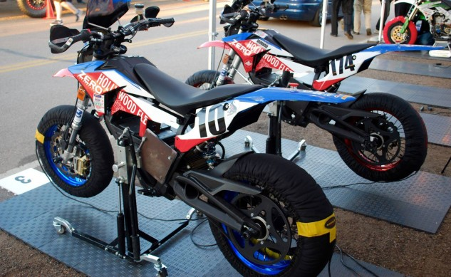 Zero Motorcycles Fourth And Fifth In Pikes Peak International Hill Climb 100th Anniversary Motorcycle News