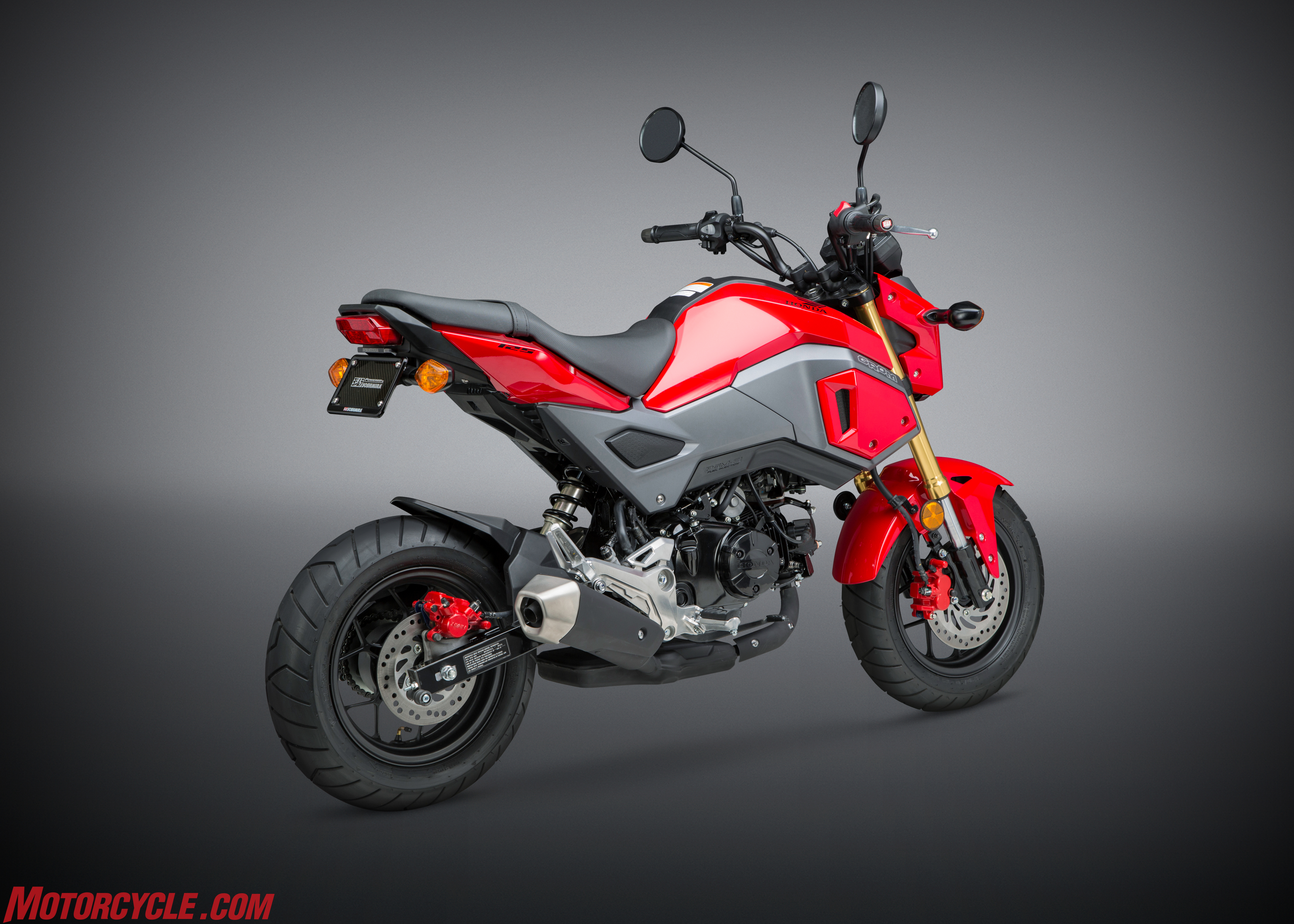 Yoshimura Introduces Products For New 2017 Honda Grom