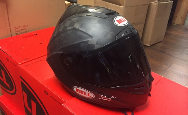 bell helmets to test 360fly pro star at 2016 isle of man. Black Bedroom Furniture Sets. Home Design Ideas