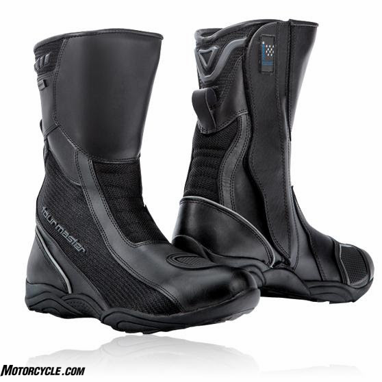 Tourmaster Solution WP Air Road Boot_