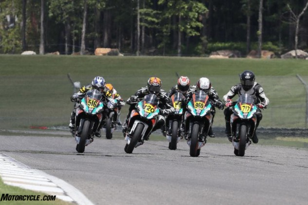 Anthony Mazziotto III (516) won his fourth KTM RC Cup race of the season, besting Asthon Yates (120), Brandon Paasch (969) and Jody Barry (717).