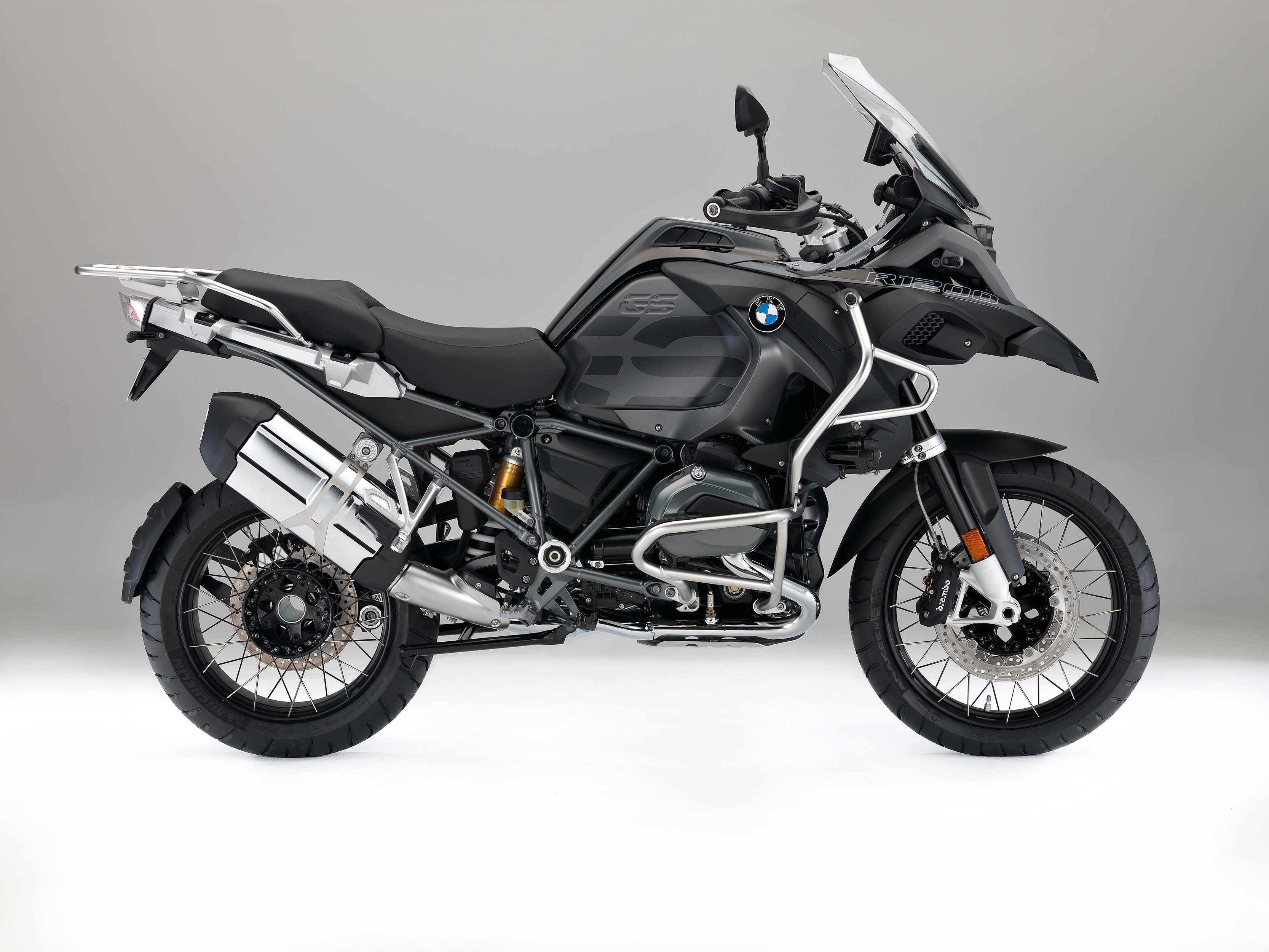 Used BMW R1200GS Triple Black Edition for sale