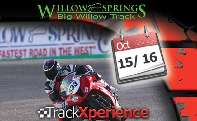 TrackXperience Willow Springs