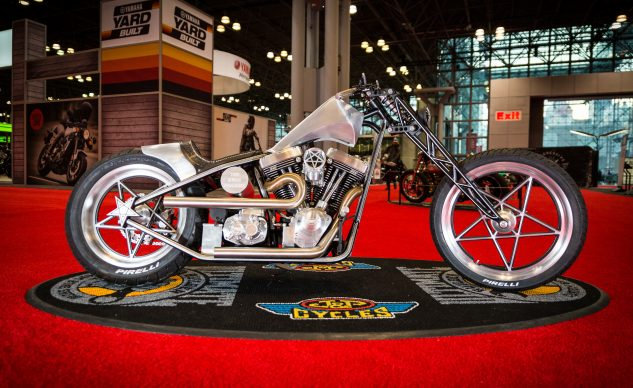 Images copyright and courtesy of the Progressive® International Motorcycle Shows®. Photographs by Manny Pandya.