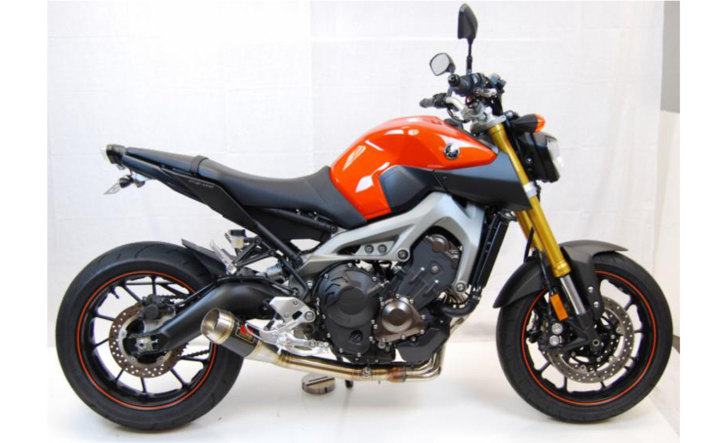Yamaha FZ-09 Aftermarket Parts From Competition Werkes