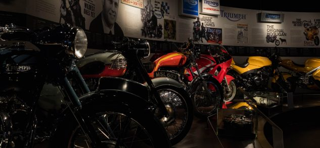 Triumph Motorcycles, Triumph Factory Experience