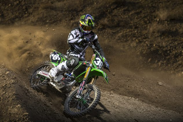 Monster Energy Kawasaki, motocross, supercross