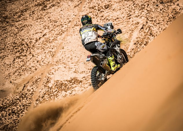 Rockstar Energy Factory Husqvarna Racing, Pablo Quintanilla, Andrew Short, FIM cross-country rally world championship