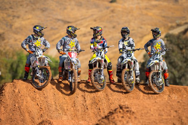 Rockstar Energy Husqvarna Factory Racing