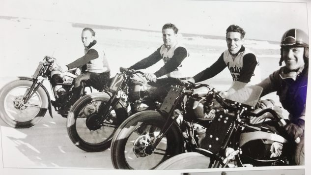 Indian Motorcycle American Flat Track