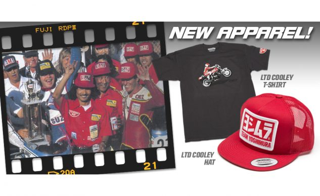 Yoshimura R D Celebrates Wes Cooley With Throwback Apparel - Motorcycle.com  News 03fd58c002d