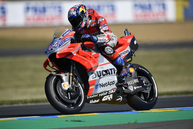ducati signs dovizioso to two year contract extension. Black Bedroom Furniture Sets. Home Design Ideas