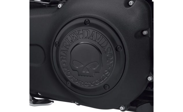 Harley-Davidson Black Skull Collection feature