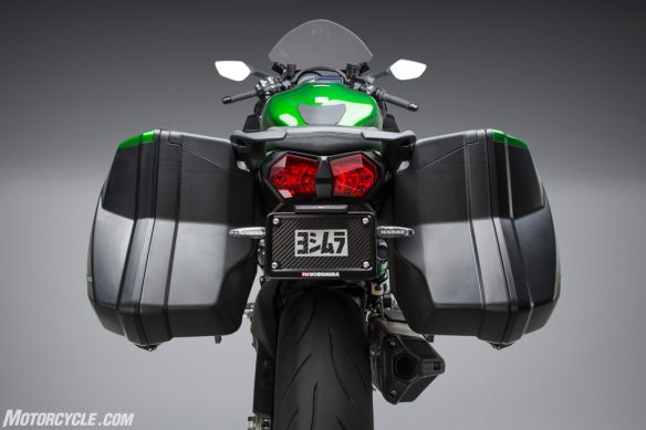 Yosh H2 SX Fender Eliminator 3