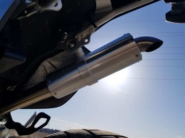 Barker's Performance Suzuki DR-Z400 Full Exhaust
