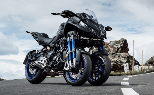 2019 Yamaha Niken Us Price Set At 15 999 Online Reservations Only