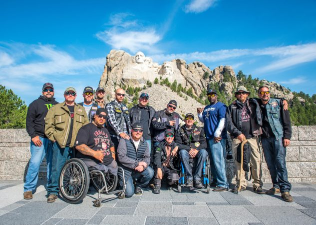 Veterans Charity Ride Sturgis 2018