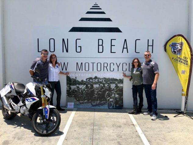 Westside Motorcycle Academy Long Beach BMW Motorcycles