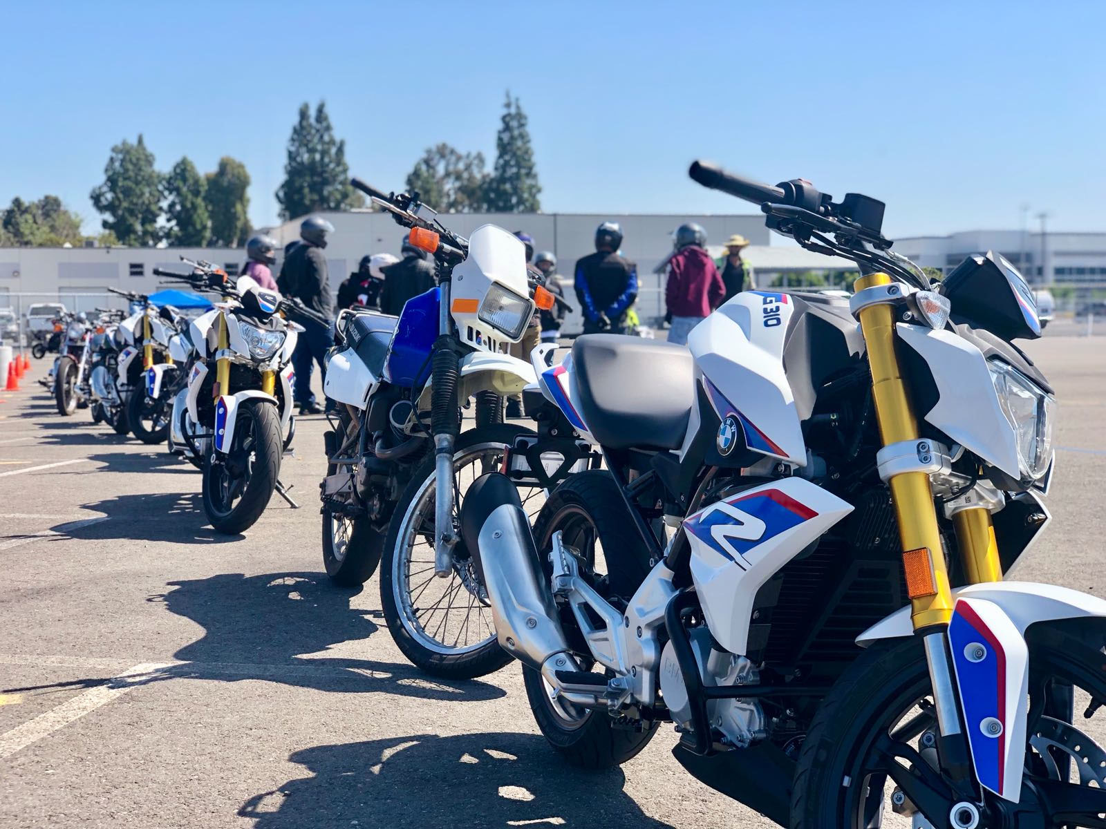 Long Beach Bmw Partners With Westside Motorcycle Academy