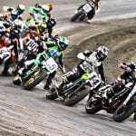 American Flat Track has Found Its Groove, Man