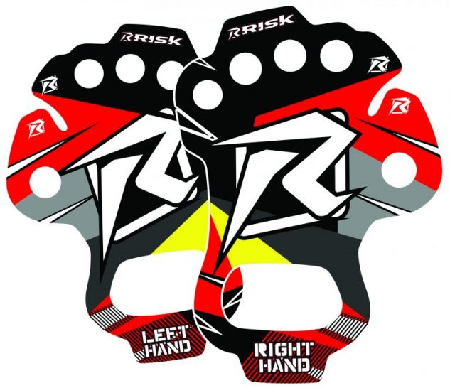 Risk Racing Palm Protectors