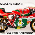 Vee Two Is Building 12 Hailwood Replicas