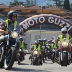 Over 30,000 People Converge For Moto Guzzi Open House 2018