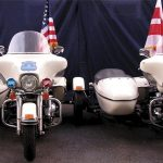 Who Knew the U.S. Secret Service Runs Harley Sidecar Rigs?