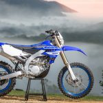 2019 Yamaha WR450F Spearheads the Company's September Dirt Introductions