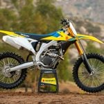 Technical Information Released For 2019 Suzuki RM-Z250