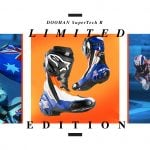 Alpinestars Celebrates Mick Doohan With Limited Edition Supertech R Boot