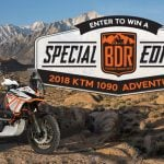 KTM 1090 Adventure R To Be Given Away to Raise Funds for Backcountry Discovery Routes