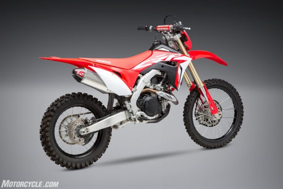 CRF450L Yosh Exhaust-2