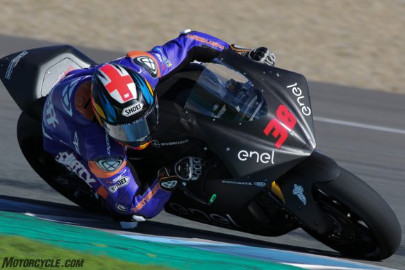 MotoE Bradley Smith-2