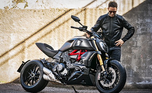 Ducati Diavel 1260 Production Begins in Bologna