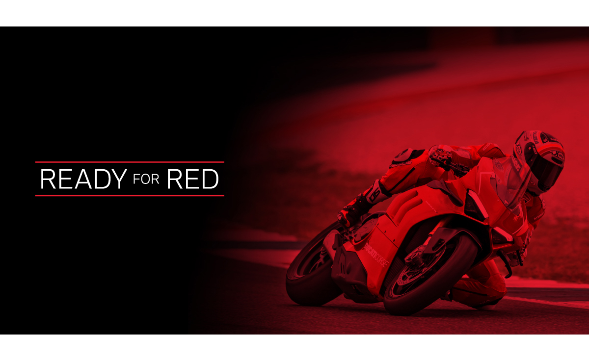 "Ducati Launches ""Ready For Red"" Cross-Country Tour"