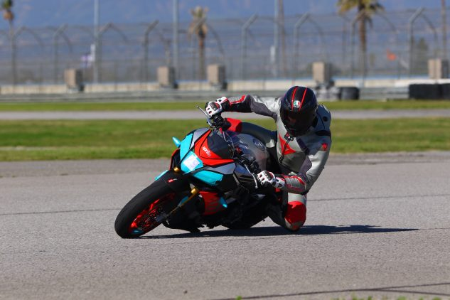Aprilia to Compete at Pikes Peak with Rennie Scaysbrook