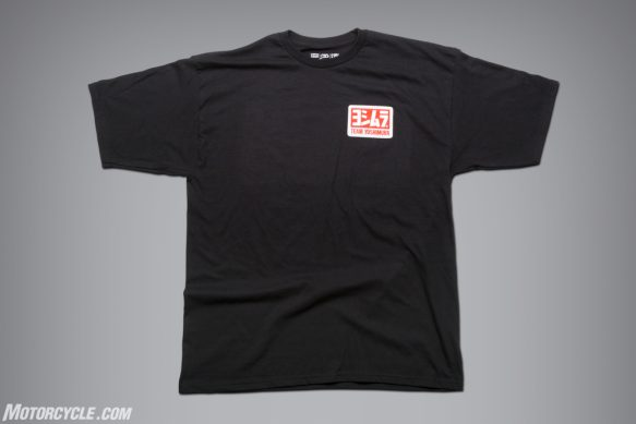 Small Bore Drags T-Shirt – Front – Gray
