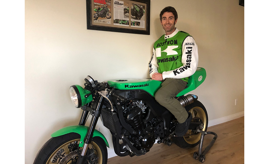 Eric Bostrom Giving Away Custom Jacket To Help Get People Off Pain Meds