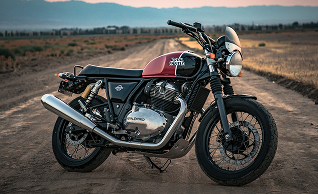Royal Enfield Twins Hitting Dealerships Now And Will Launch 8-City Tour