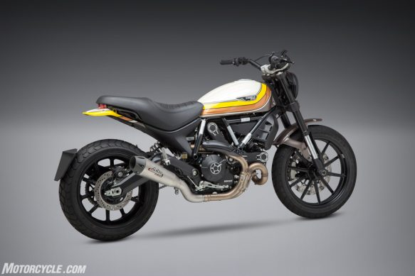 Scrambler exhaust 2