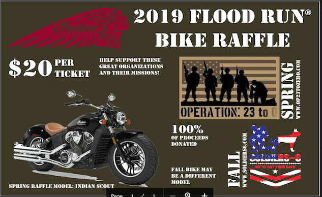 The 2019 Annual Flood Run Is April 20 Motorcycle Com News