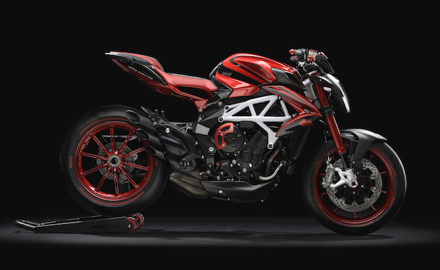 MV Agusta Fights AIDS at Cannes Film Festival - Motorcycle.com News
