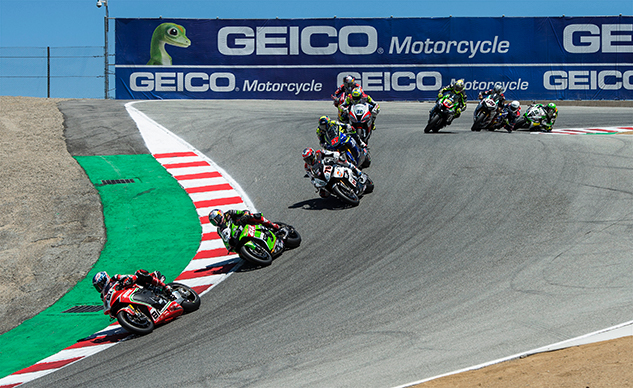 Get Thee to World Superbike Monterey, California, July 12-14 - Motorcycle.com News